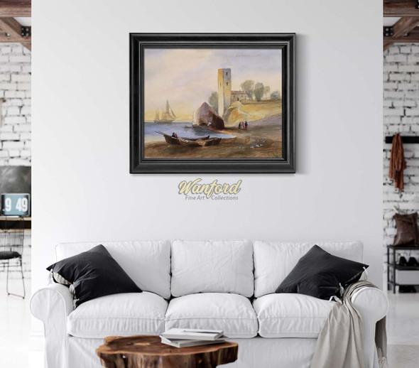 Landscape By Mary Vaux Walcott