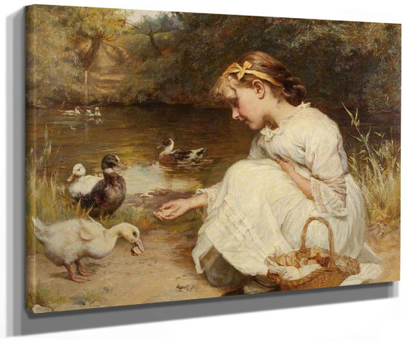Making Friends By Frederick Morgan