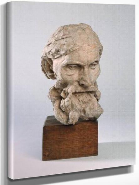 Eustache De Saint Pierre  By Auguste Rodin