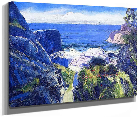 Paradise Point. By George Wesley Bellows