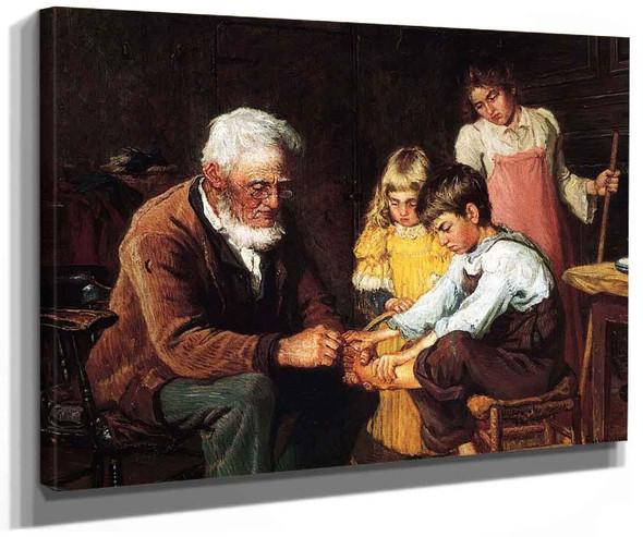 Pulling Out The Splinter By John Joseph Enneking
