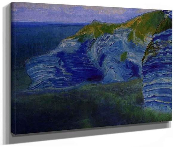 Rocks In Eskual Heria By Paul Ranson