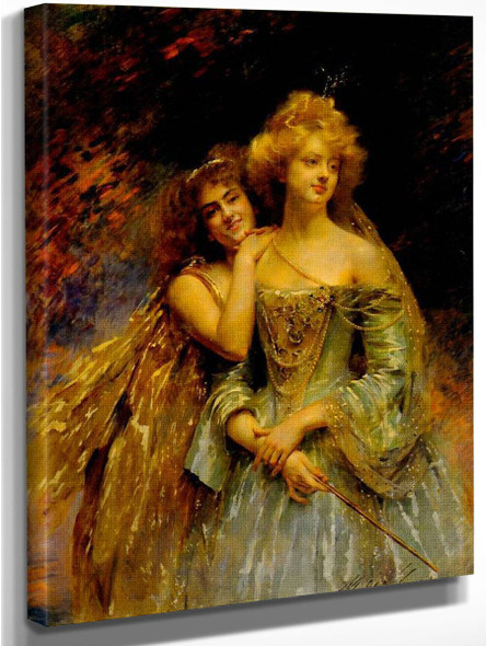 Fairies By Madeleine Jeanne Lemaire