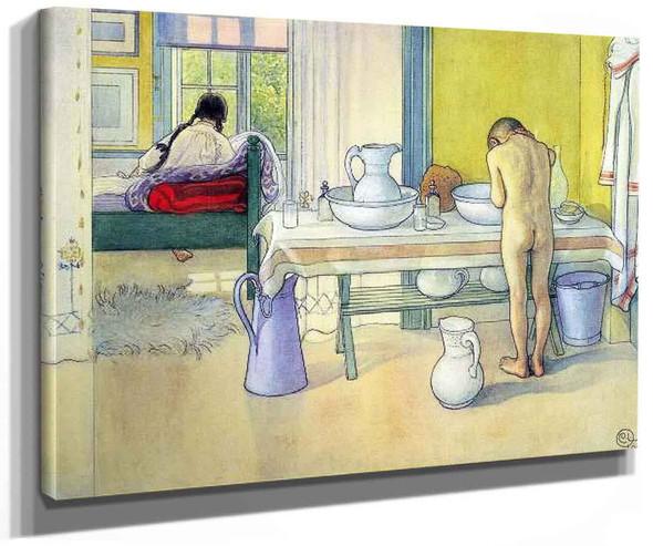 Summer Morning By Carl Larssonv