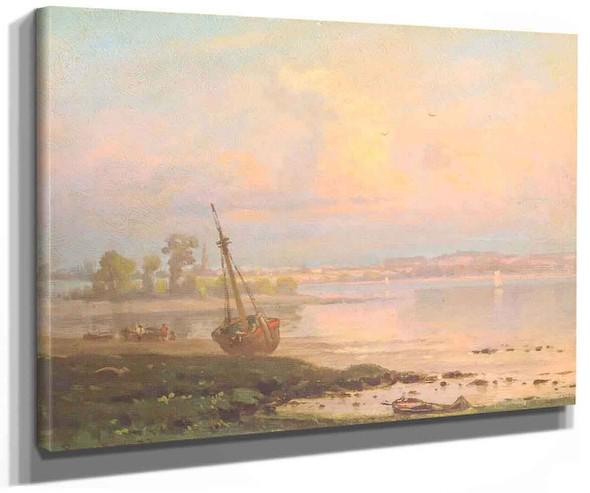 Sunset By John Joseph Enneking