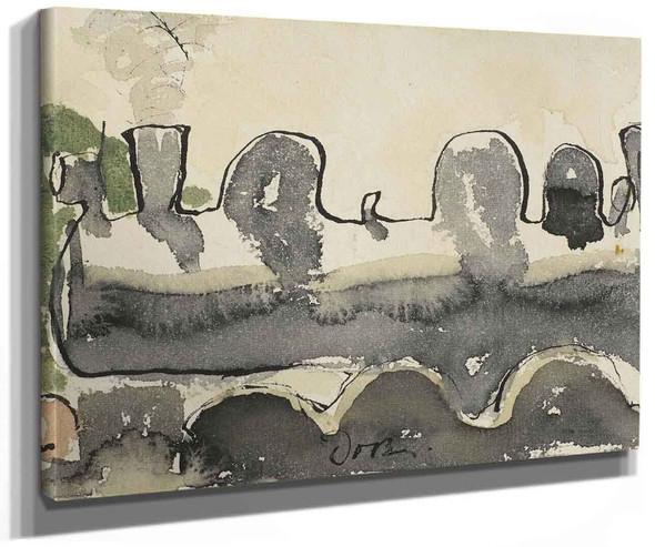 Switch Engine By Arthur Garfield Dove