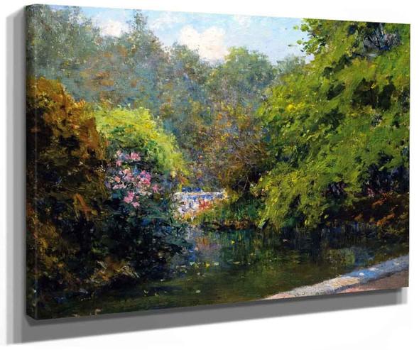 Vale Of Cashmere Prospect Park Brooklyn By Paul Sawyier