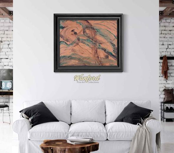 Wind By Arthur Garfield Dove
