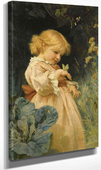 The Butterfly By Frederick Morgan