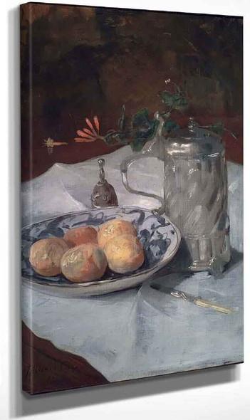 The Delft Plate By Julian Alden Weir