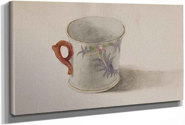 Cup by Mary Vaux Walcott