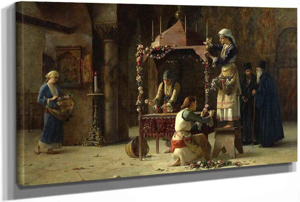 Holy Friday Greece by Theodoros Ralli