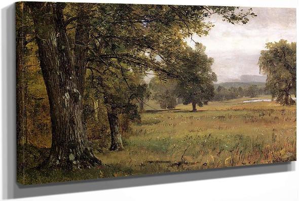 Landscape In The Catskills by Thomas Worthington Whittredge