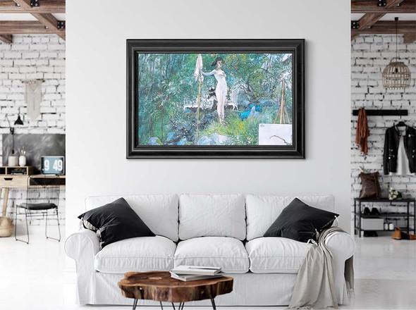 Open Air Studio by Carl Larssonv