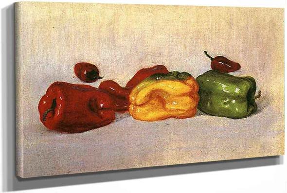 Peppers by Edward Okun