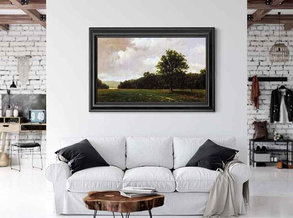 Ramapo Hills by David Johnson
