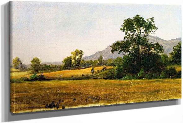 South Mountain Catskills by Thomas Worthington Whittredge