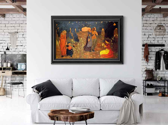 The Ages Of Life by Georges Lacombe