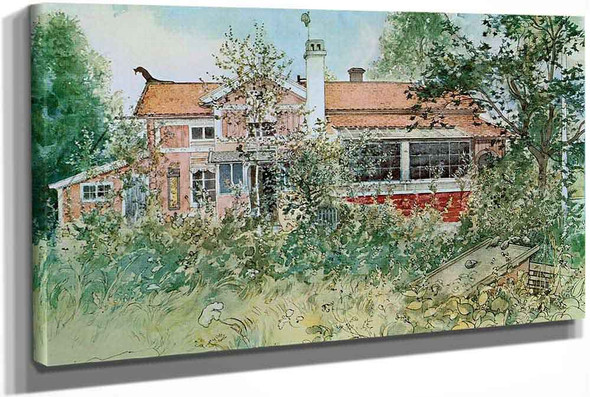 The Cottage by Carl Larssonv