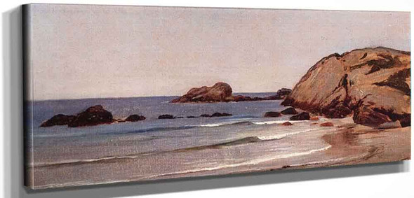 Newport Beach By Elihu Vedder