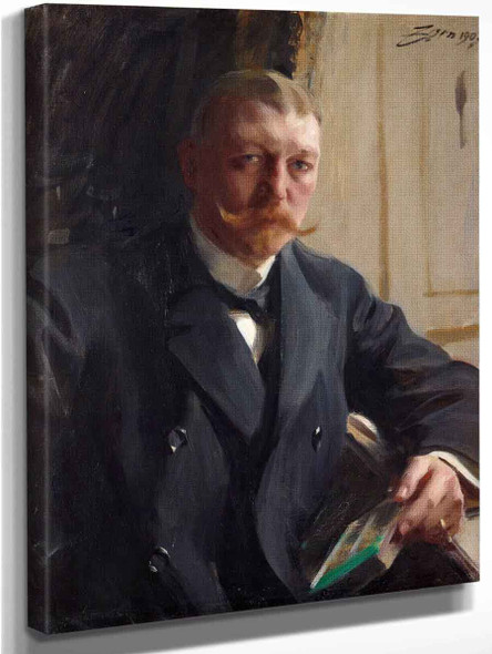 Franz Heiss By Anders Zorn