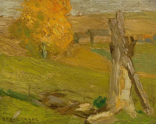 Autumn Landscape by Bruce Crane