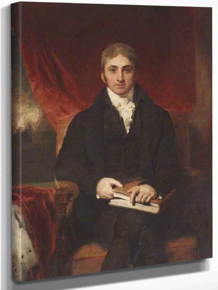 Frederick William Hervey By Sir Thomas Lawrence