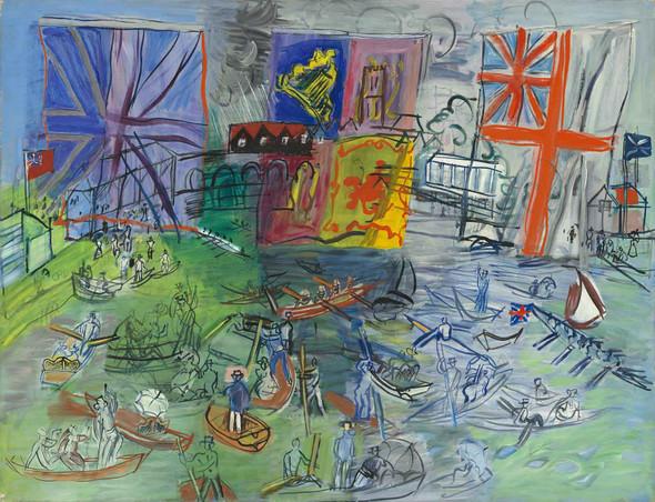 Henley Regatta by Dufy Raoul