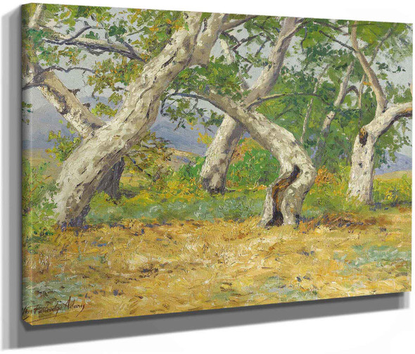 Landscape by Charles Partridge Adams