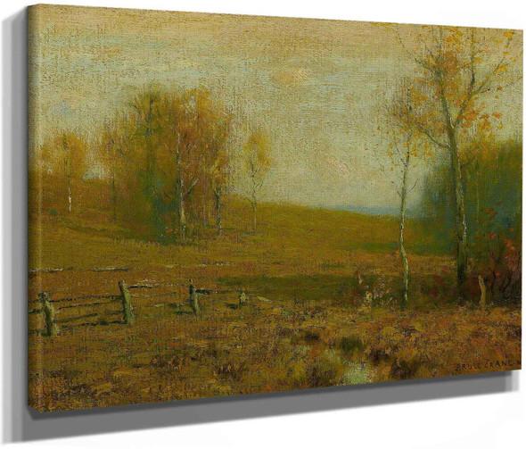 Late Autumn Circa 1901 by Bruce Crane