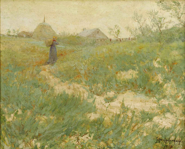 Long Island 1902 by Julian Onderdonk