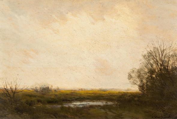 Marsh Lands 1909 by Julian Onderdonk