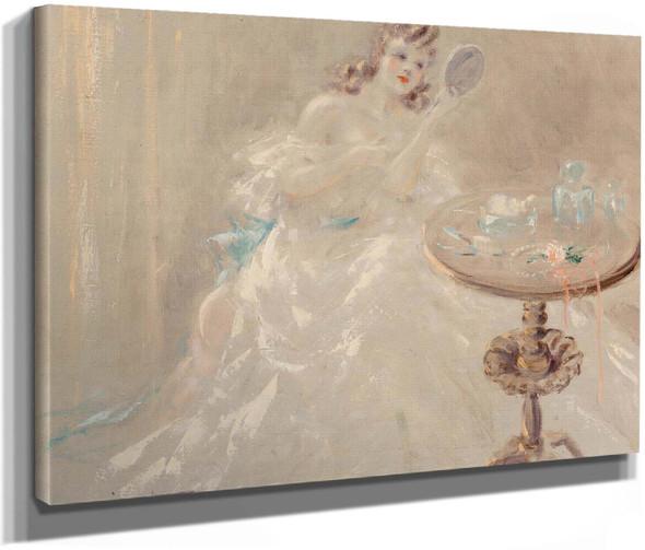 Matin by Louis Icart