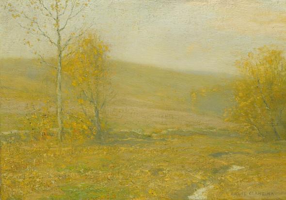 Mellow Autumn by Bruce Crane
