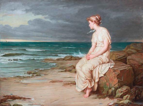 Miranda by John William Waterhouse