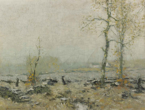 Spring Landscape by Bruce Crane