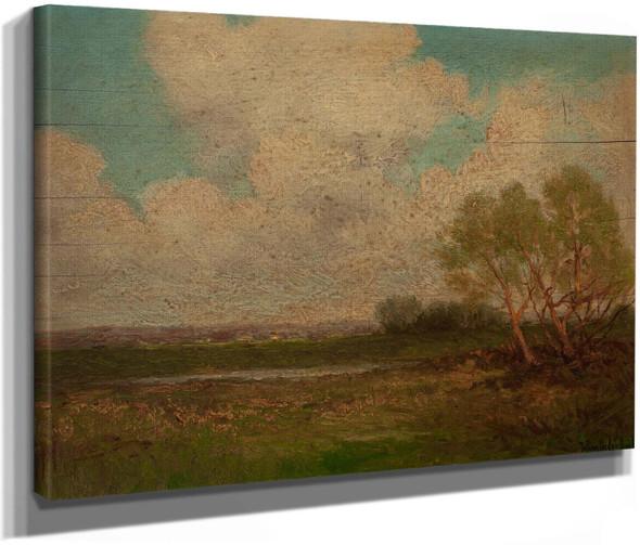 Sunlit Meadows 1909 by Julian Onderdonk