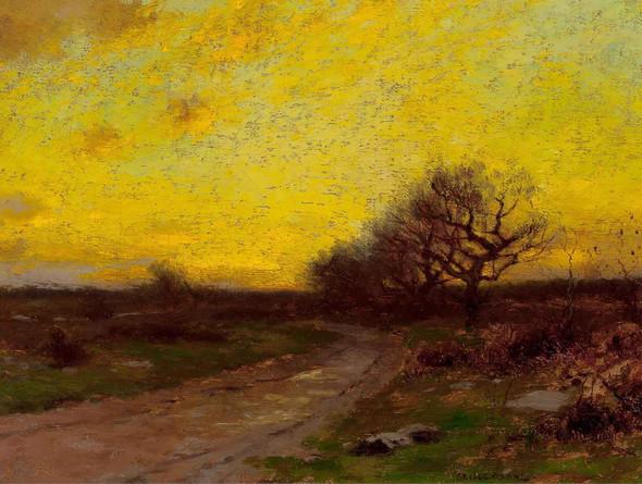Sunrise by Bruce Crane