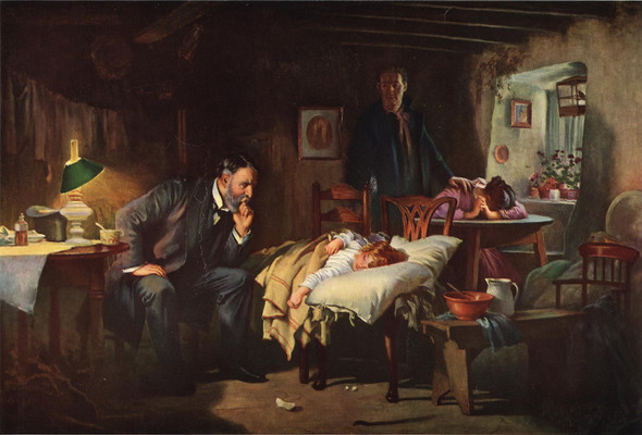 The Doctor by Luke Fildes