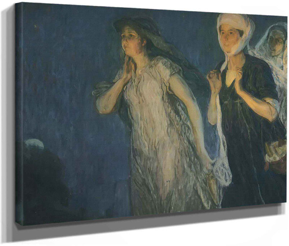 The Three Marys by Henry Ossawa Tanner