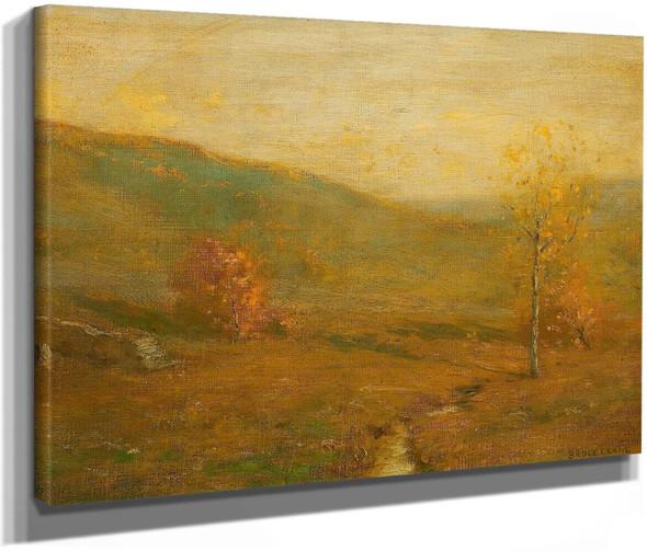 Tonalist Landscape by Bruce Crane
