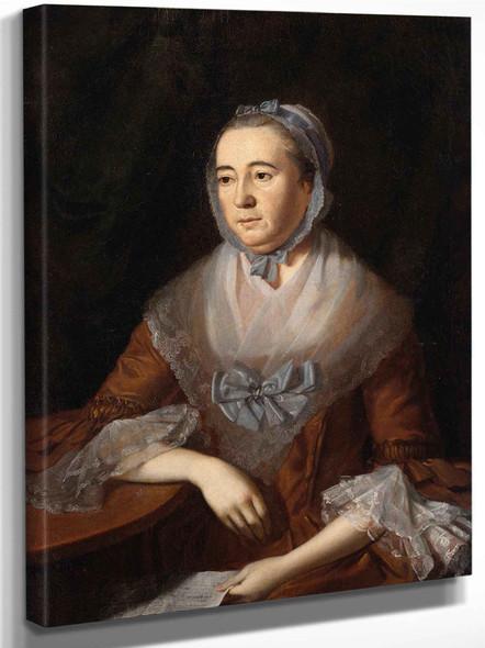 Anne Catharine Hoof Green by Charles Wilson Peale