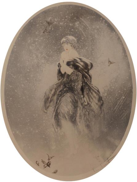 Decembre 1925 by Louis Icart