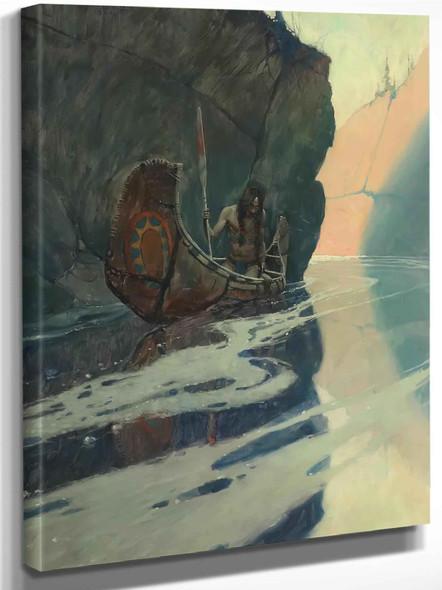 In The Crystal Depths by Nc Wyeth
