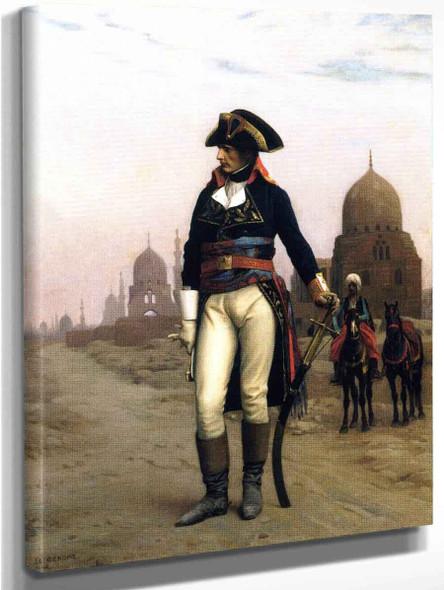 General Bonaparte In Cairo By Jean Leon Gerome