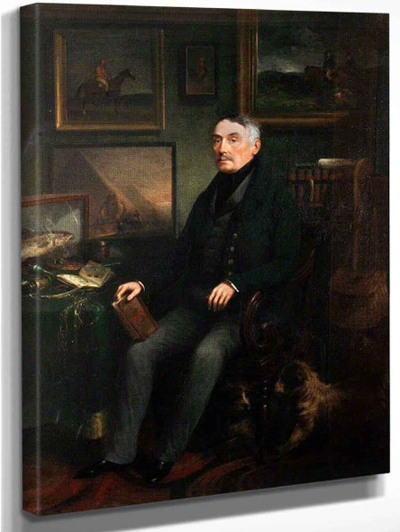 General Yates By George Vicat Cole