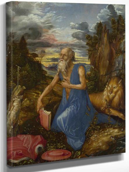 Saint Jerome by Albrecht Durer