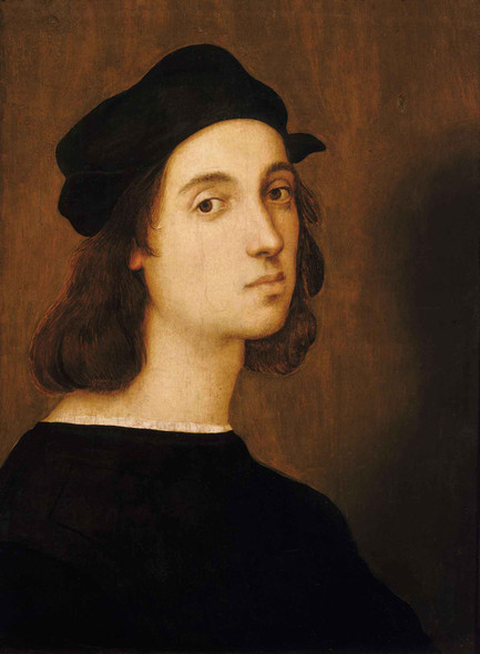 Self Portrait by Raphael Sanzio