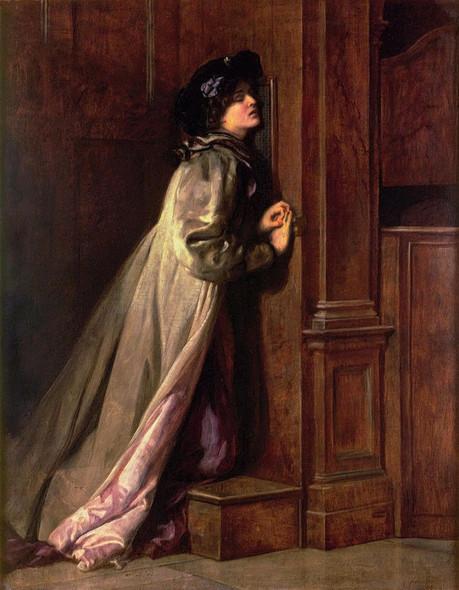 The Sinner By John Maler Collier by John Maler Collier