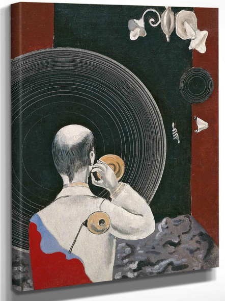 Untitled (Dada) by Max Ernst